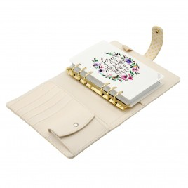 DISCAGENDA BLISS PRAYER JOURNAL PERSONAL RINGBOUND SNAP CLOSURE