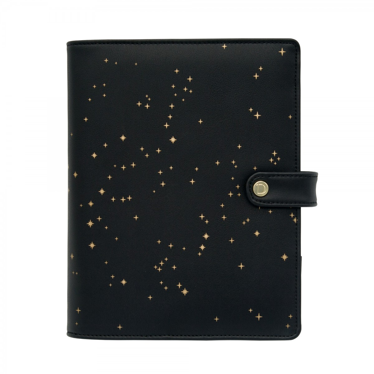 DISCAGENDA CONSTELLATIONS COVER A5 SNAP CLOSURE