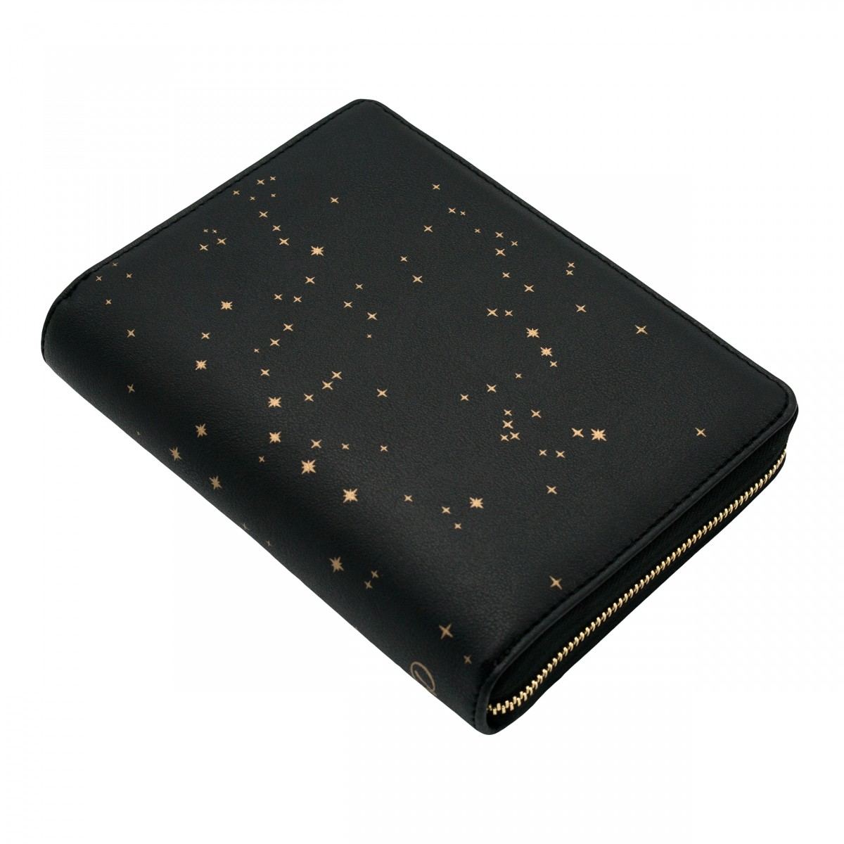 CONSTELLATIONS RINGBOUND SMALL ZIP CLOSURE