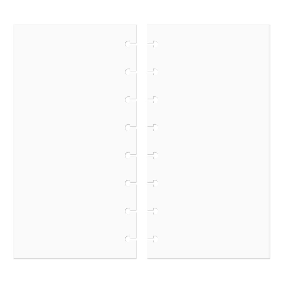 Discagenda Discbound Traveler's Notebook Insert Refills (Blank)