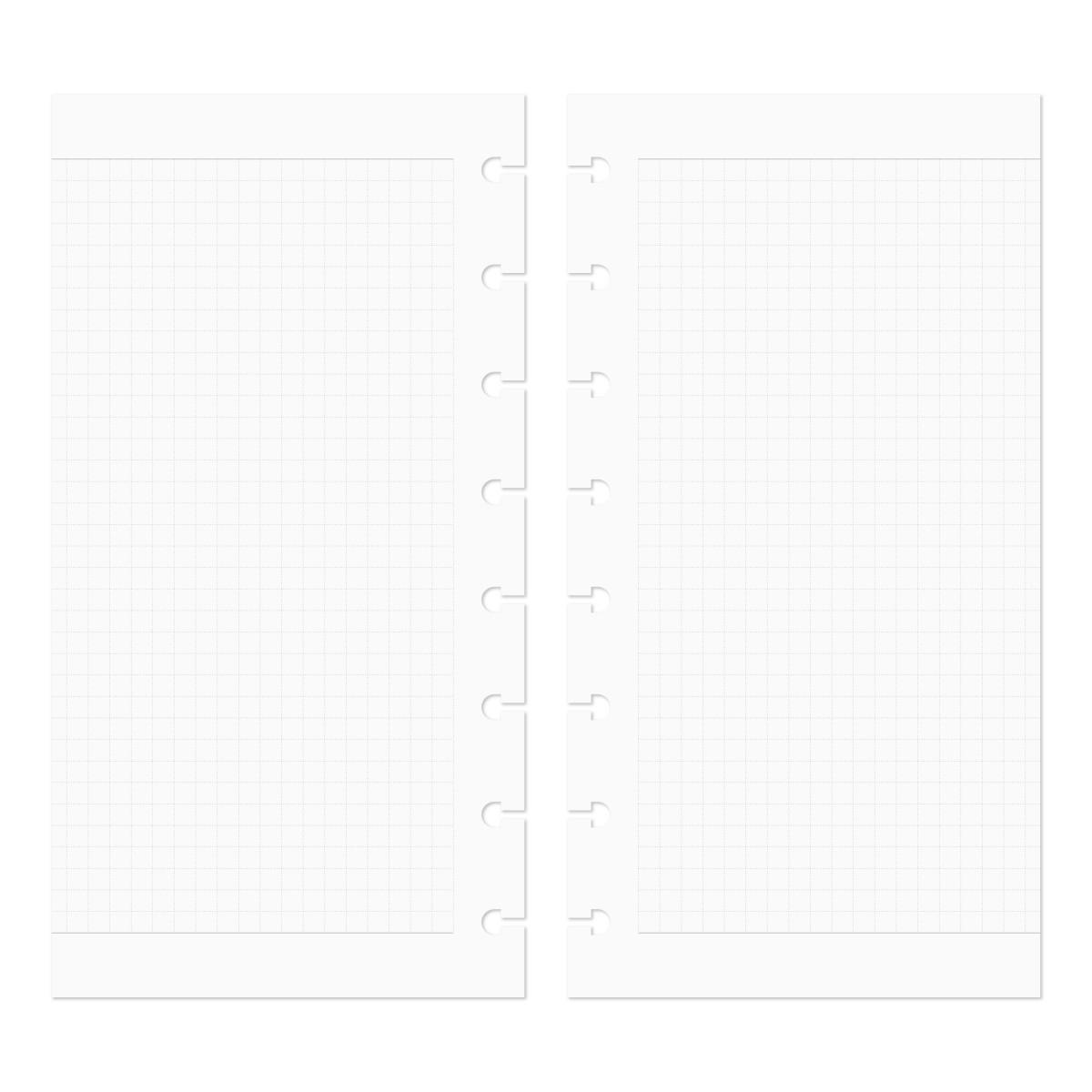 Discagenda Discbound Traveler's Notebook Insert Refills (Grid)