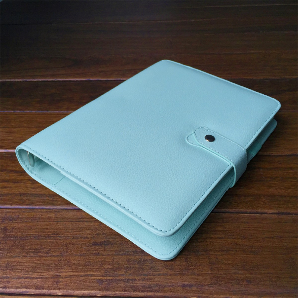 [Minor Flaw] DOKIBOOK MINT WITH SNAP BUTTON LARGE