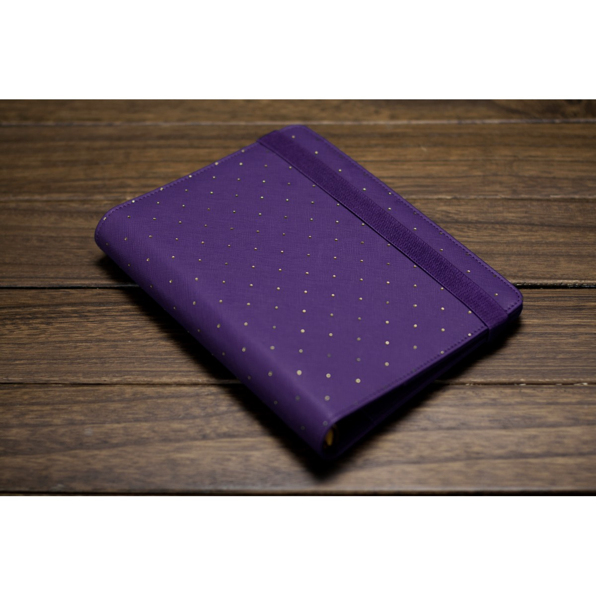 [Minor Flaw] DOKIBOOK ROYAL PURPLE LARGE