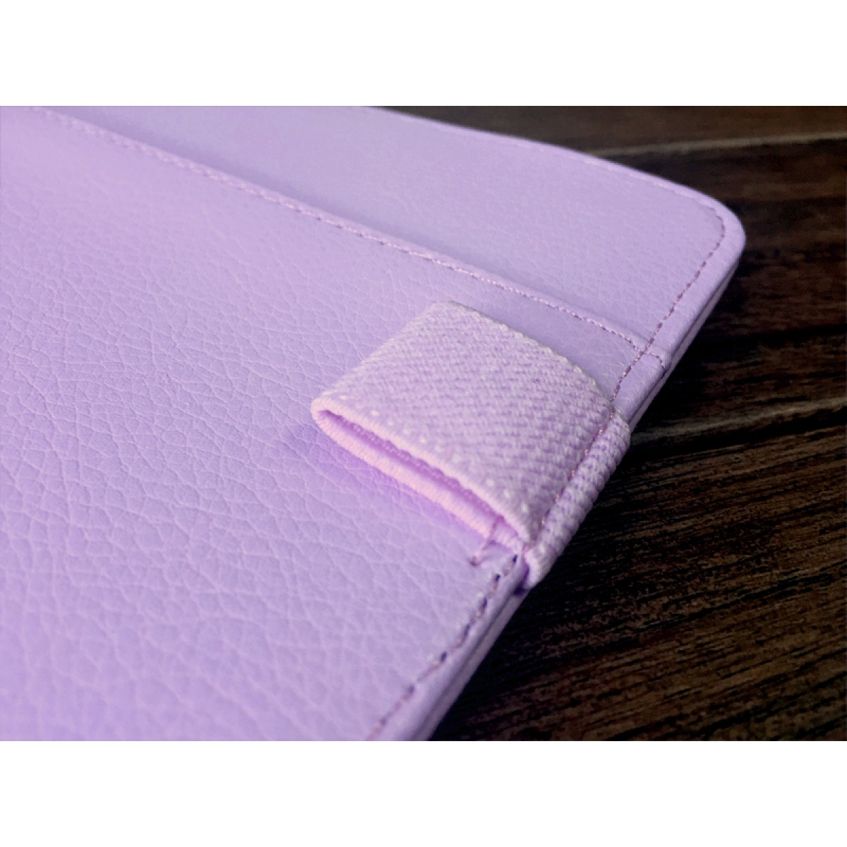 [Minor Flaw] DOKIBOOK LILAC WITH SNAP BUTTON SMALL