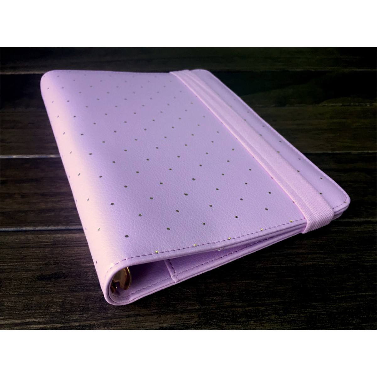 [Minor Flaw] DOKIBOOK LILAC LARGE