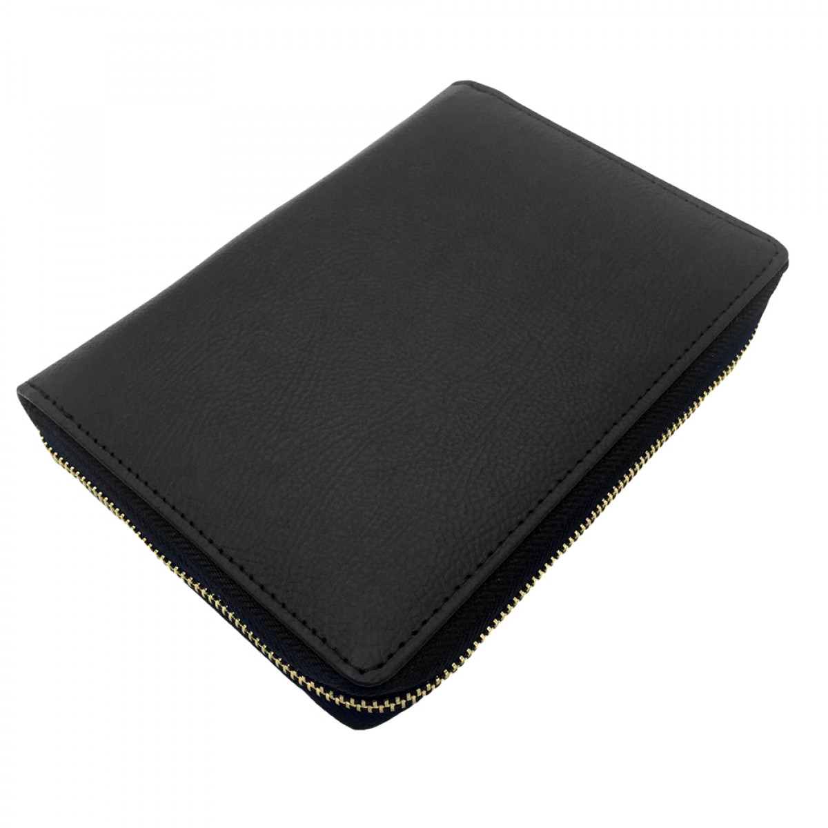 DOKIBOOK CHARCOAL ZIP SMALL