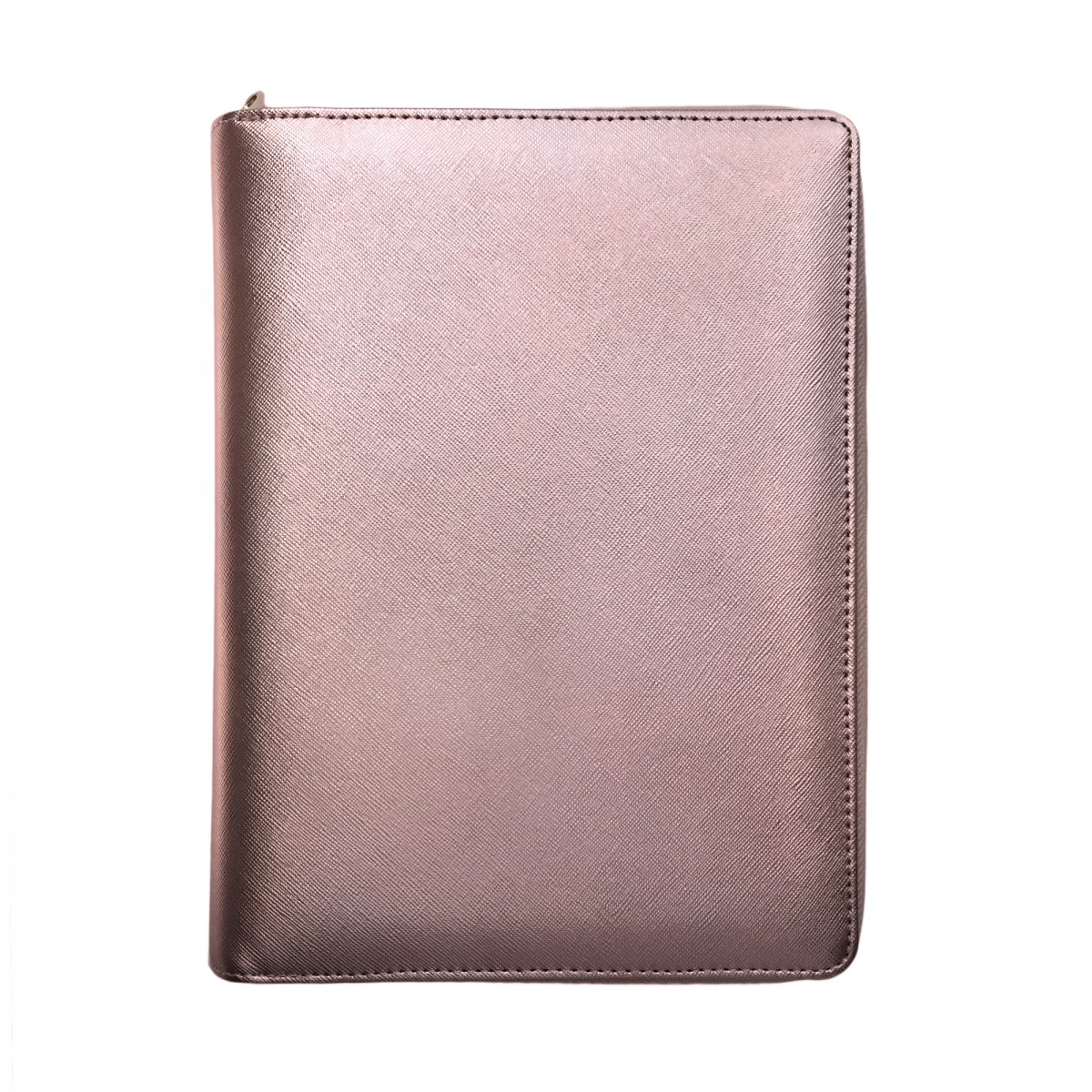 [Minor Flaw] DOKIBOOK ROSEGOLD ZIP LARGE