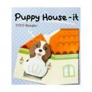STICKY NOTES PUPPY HOUSE BEAGLE