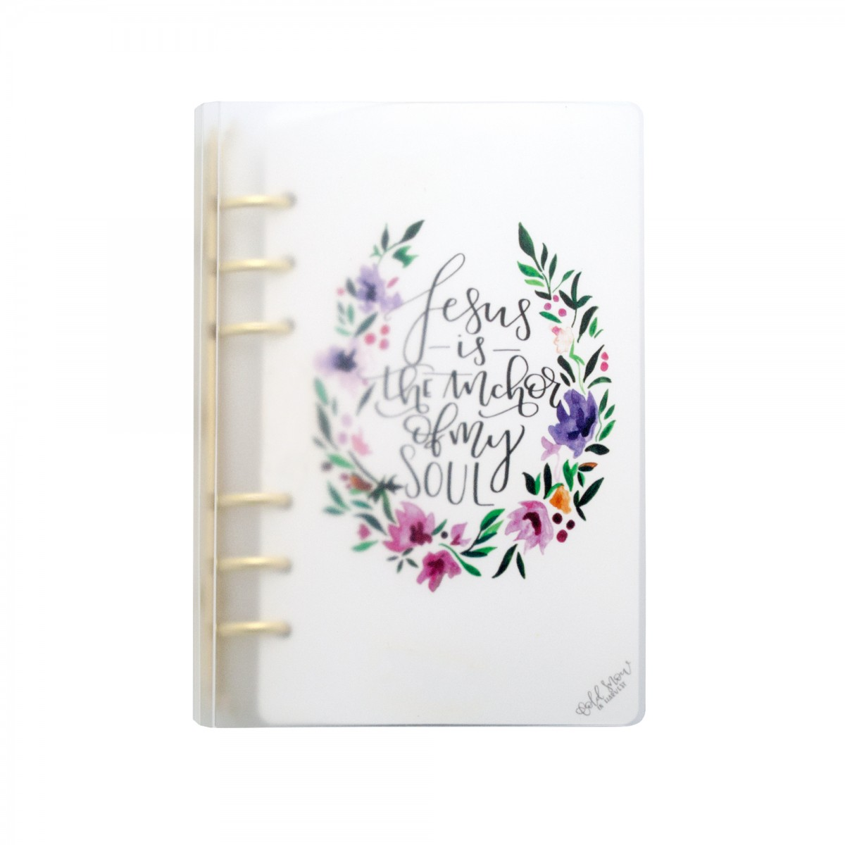 PRAYER JOURNAL RINGBOUND PERSONAL (SMALL)